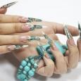 Обучение наращиванию искусственных ногтей на разные формы, Новосибирск