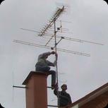 Ремонт антенн, Новосибирск