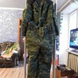 Комплект зимней военной одежды -ФЛОРА, Новосибирск