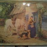 Картины из пазлов в багетных рамах, Новосибирск