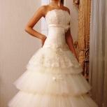 Шикарное новое платье с заниженной талией, Новосибирск