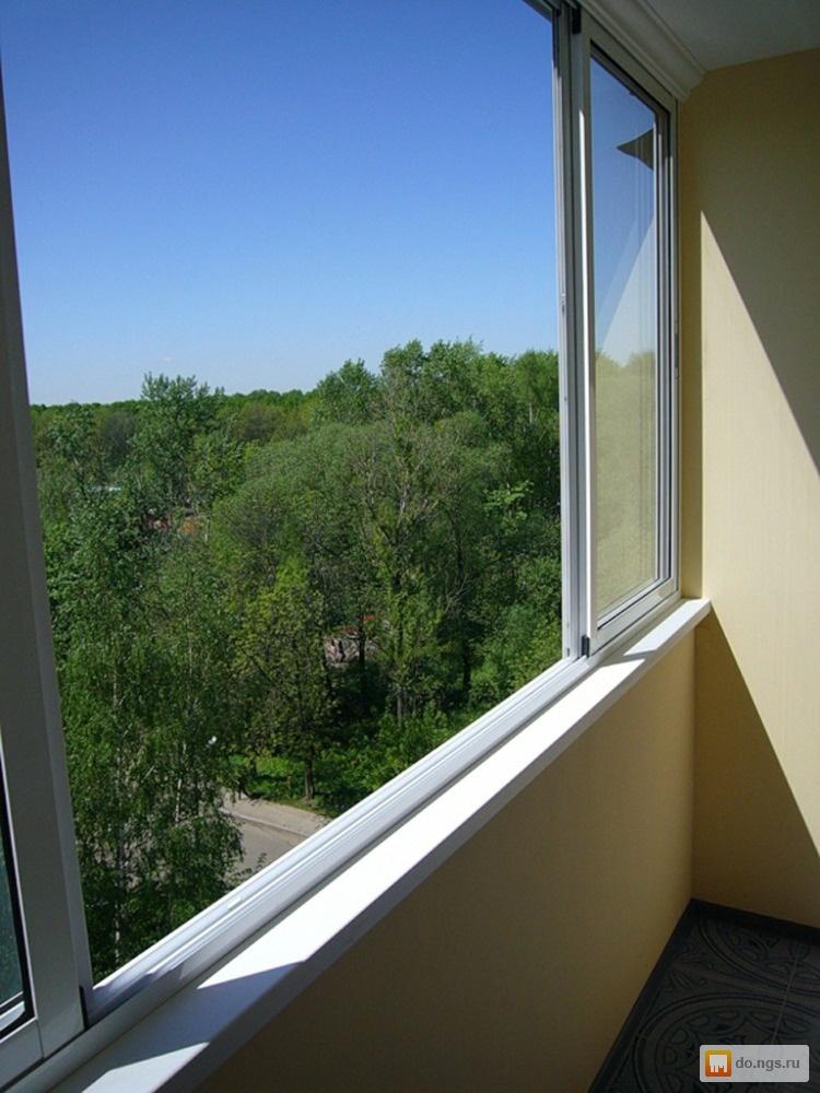 Остекление балконов, окна пвх, все виды работ объявление в м.