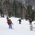 """Женский сноуборд ELAN """"Sense"""", Новосибирск"""