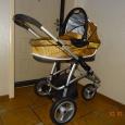Продам стильную коляску quinny speedi 2 в 1 с теплым конвертом, Новосибирск