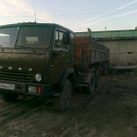 Аренда КАМАЗА длинномера 12м, 20т, Новосибирск