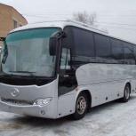 Заказ автобуса 35 мест / заказ микроавтобуса 17 мест, Новосибирск