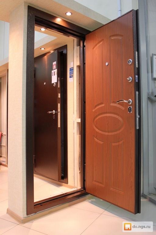 входные двери эконом класса от производителя с установкой