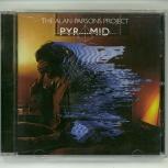 Продам новый CD The Alan Parsons Project - Pyramid, Новосибирск
