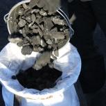 Уголь орех в мешках (доставка, самовывоз), Новосибирск