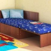Кровать «Ровесник» флок (Волжск), Новосибирск