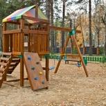 Детские игровые комплексы, Новосибирск
