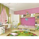 Детская мебель Флёр (k1) комплект, Новосибирск