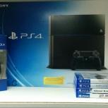 Приставка Sony PS 4, Новосибирск