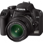 Фотоаппарат Canon EOS 1000D kit, Новосибирск