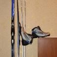 Лыжи беговые новые комплект, Новосибирск