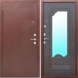 Дверь входная Ампир (Венге, Белёный дуб), Новосибирск
