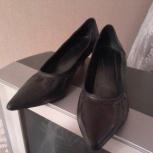Кожаные туфли 40 размер, Новосибирск