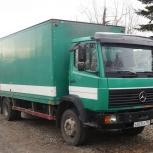 Грузоперевозки до 6 тонн, Новосибирск