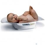 Детские электронные весы для новорожденных, Новосибирск