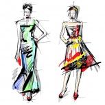 Курсы «Fashion-иллюстрация», Новосибирск