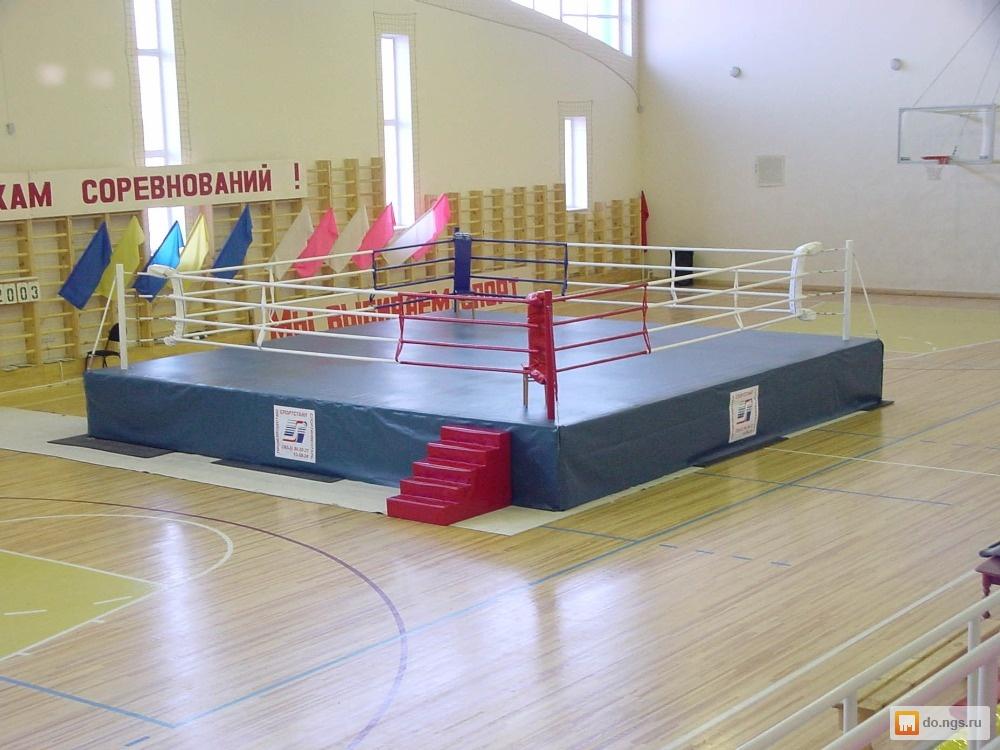 Боксерский ринг/Восьмиугольник