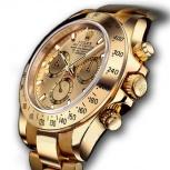 Часы Rolex Daytona + Энергетический браслет Power Balance в подарок!, Новосибирск
