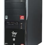 Офисный компьютер AMD Sempron 2800+, Новосибирск