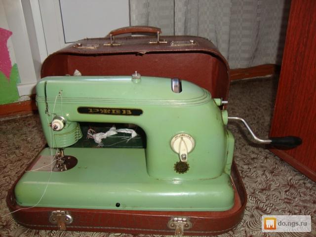 Швейная машинка ржев инструкция