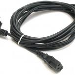 Куплю провода питания для системных блоков, VGA, DVI, Новосибирск