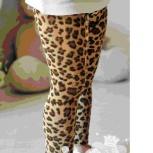 продам лосины леопардовые новые купила не подошли, Новосибирск