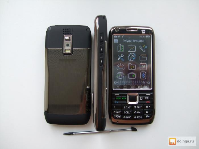 Китайские производители не устают радовать своих пользователей новинками в серии телефонов e71