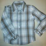 Продам рубашку на мальчика 2-3 г, Новосибирск