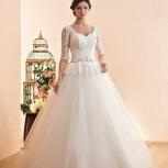 Распродажа свадебных и бальных платьев (от 40 до 64 размера), Новосибирск