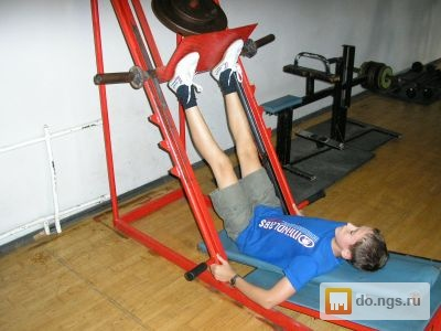 Как сделать тренажёр своими руками для ног