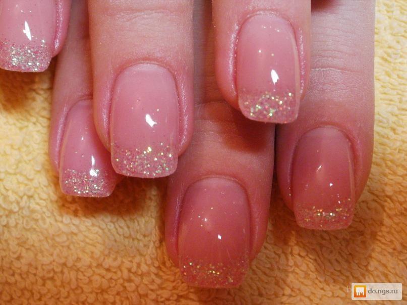 Шеллак в домашних условиях на короткие ногти