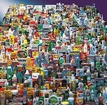 Бытовая химия, хоз. товары, бум.продукция оптом с доставкой в регионы, Новосибирск