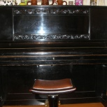 """Продам пианино """"ED.SEILER"""", Новосибирск"""