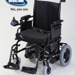 Кресло-коляска с электроприводом для инвалидов  P 9000 XDT, Новосибирск