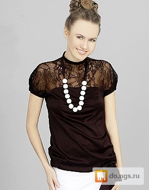 Блузки Из Трикотажа В Новосибирске