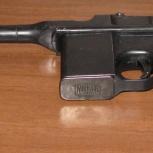 Маузер К96 (Mauser C96) шумовая модель, Новосибирск