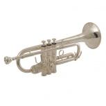 Wisemann DTR-900SG Профессиональная труба, тональность Eb/D, посеребр, Новосибирск