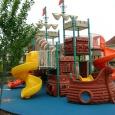 Игровые и дворовые площадки, тренажеры, Новосибирск