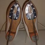 коньки фигурные Jackson женские белые размер 34.5, Новосибирск