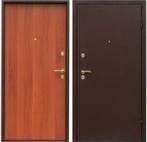 входные металлические двери марки