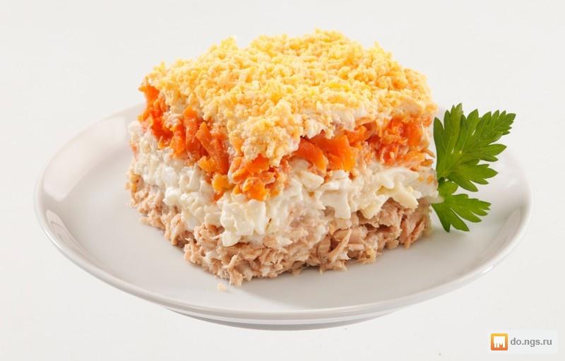 Салат мимоза рецепт слоев