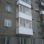 Остекление балконов и лоджий. Без предоплаты. Быстро и качественно, Новосибирск