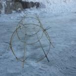 Изготовление арматурных каркасов.Гибкие связи. Сетка кладочная, Новосибирск