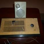 Радио громкоговоритель ретро, Новосибирск