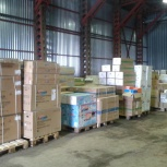 Хранение грузов в Новосибирске, Новосибирск