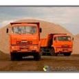 Песок, щебень, отсев, гравий, ПГС, земля, бут, вывоз мусора!, Новосибирск